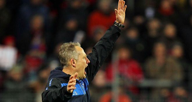 Christian Streich: Refusing to get carried away by Freiburg's form