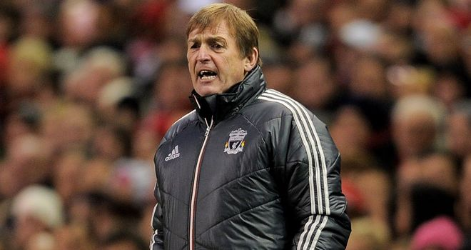 Kenny Dalglish: Insists he will prepare his players in the same way ahead of the Carling Cup final against Cardiff on Sunday