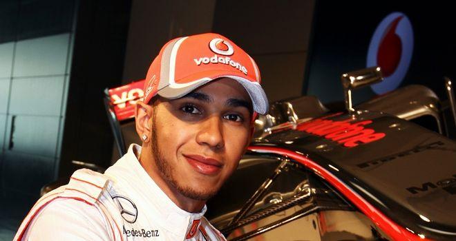Lewis Hamilton: Cannot wait to start new Formula One season
