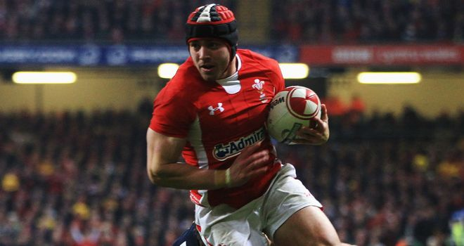 Leigh Halfpenny: Believes Wales can win this year's Grand Slam