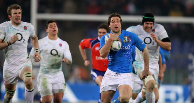 Tomasso Benvenuti: Positional switch may be making off Italy flyer