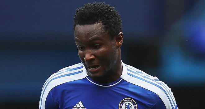 John Obi Mikel: Pleased to be playing an important role as Chelsea seek to finish the season strongly