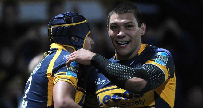 Ryan Hall: Four tries against London