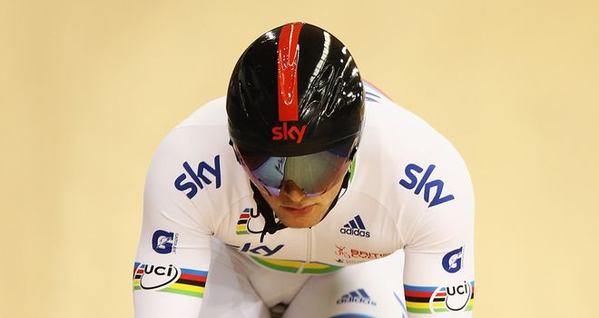 Jason kenny: Full of confidence in Philip Hindes and the men's sprint team