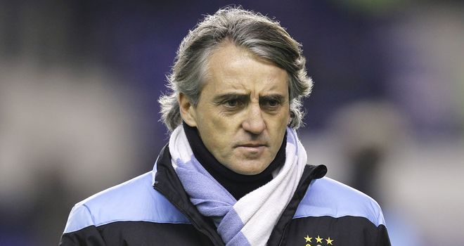 Roberto Mancini: Planned protests won't change Manchester City's game plan
