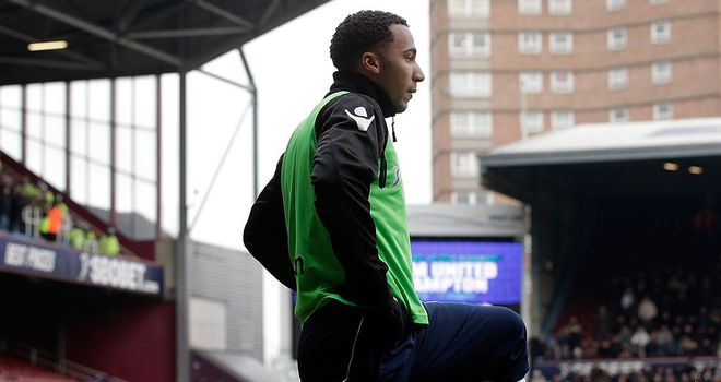 Nicky Maynard: Desperate to show the West Ham faithful what he can do