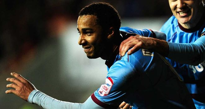 Nicky Maynard: Has found opportunities hard to come by at West Ham