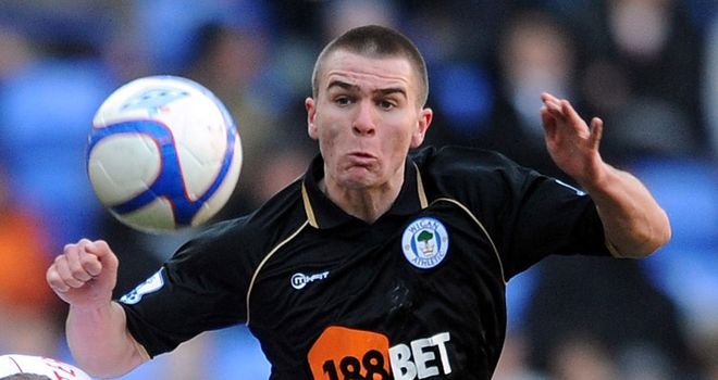 Callum McManaman: Yet to start a Premier League game for Wigan