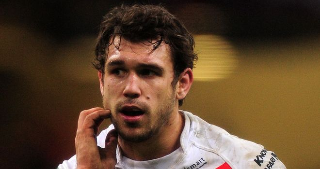 Scott Moore: lasted six games of a three-year deal at Widnes