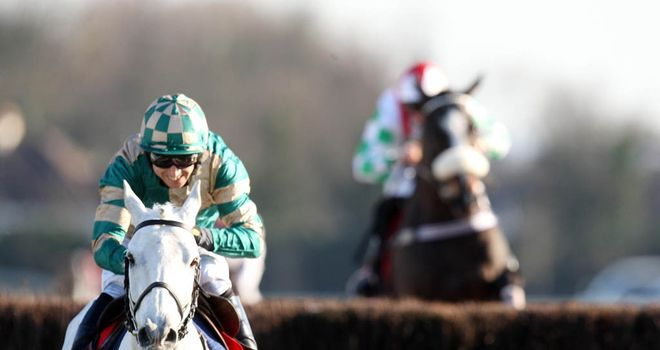 Nacarat: Slams Hector's Choice to win the Racing Plus Chase at Kempton