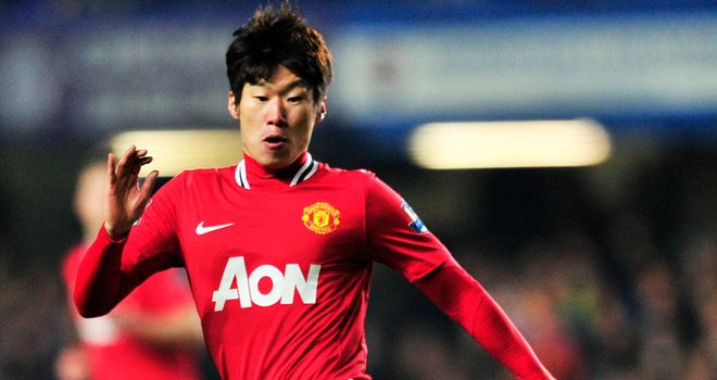 Park Ji-sung: Manchester United's big game player seeks a fresh challenge