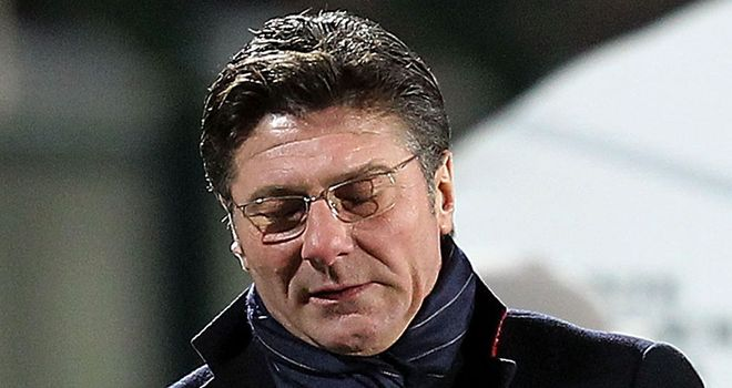 Walter Mazzarri: Established a good relationship when he spoke to Andre Villas-Boas in Naples
