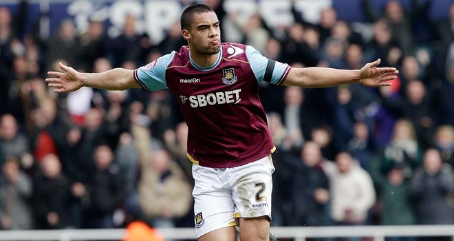 Winston Reid: West Ham defender excited at the prospect of playing in the Premier League
