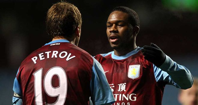 Charles N'Zogbia: Scored against Blackburn and tipped to keep improving by Stiliyan Petrov