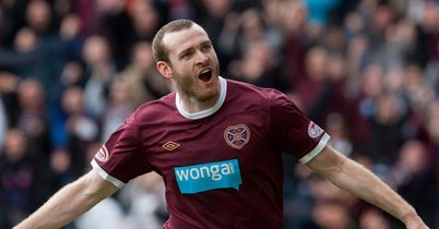 Craig Beattie: Striker is leaving Hearts and has been linked with the newco Rangers