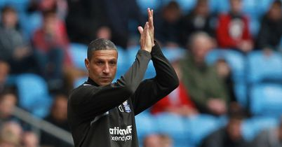 Chris Hughton: Hoping a hectic season will end in Wembley play-off glory