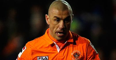 Kevin Phillips: Blackpool striker appears on SSNR's Football League Hour