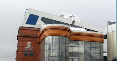 Ibrox Stadium: Home of Rangers