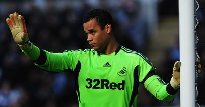 Michel Vorm: Recovery from torn groin muscle is progressing well