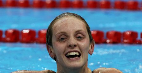 Fran Halsall: The GB swimmer is aiming to be the fastest woman in the world