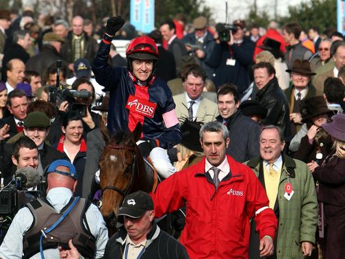 Bobs Worth: Heads Nicky Henderson's Gold Cup team