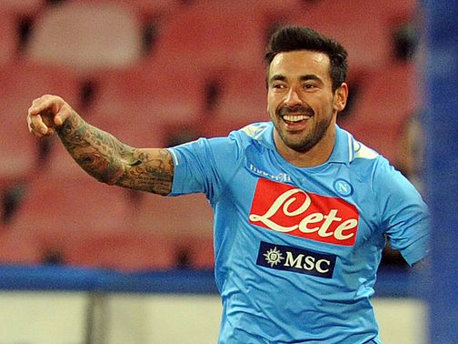 Ezequiel Lavezzi: Four-year deal with PSG