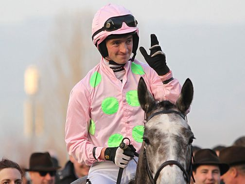 Patrick Mullins: Needs one more win