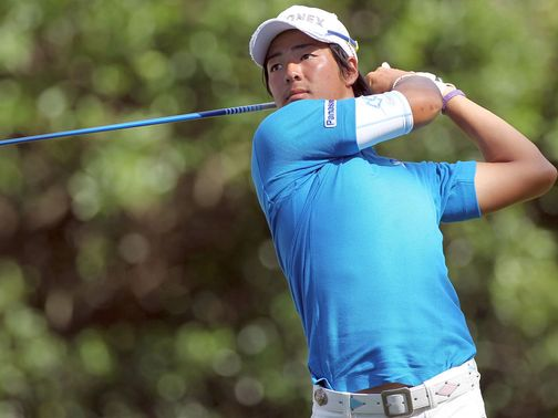 Ryo Ishikawa: Set to play in the US Masters