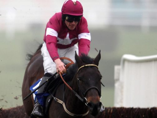 Sir Des Champs: Has been confirmed for the John Durkan