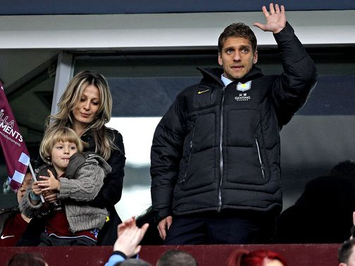Stiliyan Petrov: Diagnosed with acute leukaemia