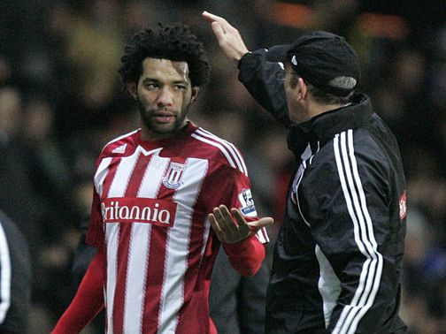 Jermaine Pennant: Could face QPR on Sunday