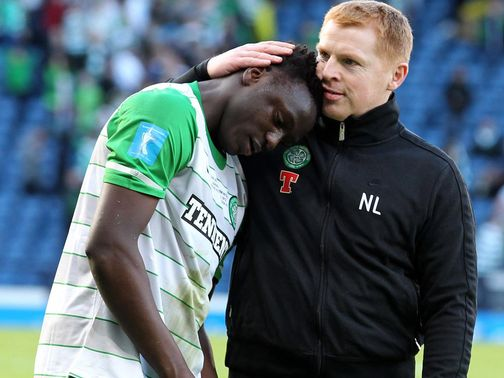 Lennon: Not happy with Wanyama's comments