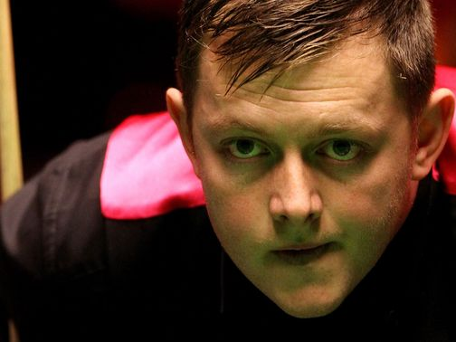 Mark Allen: Ousted by Fu