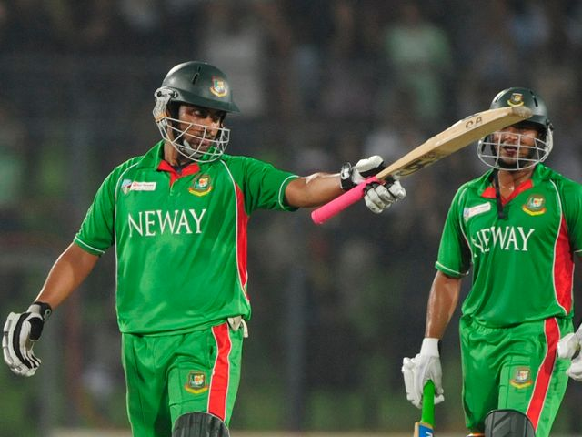Tamim Iqbal: Guided Bangladesh to victory