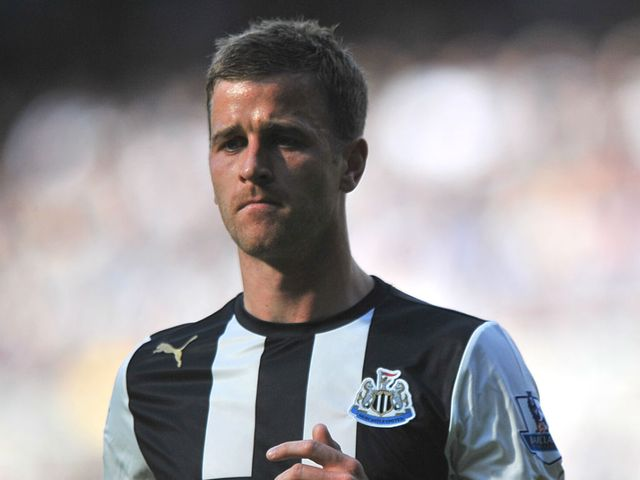 Ryan Taylor: Curled in a free-kick winner for Newcastle