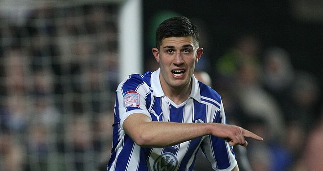 Danny Batth: The Wolves defender played 49 games for Sheffield Wednesday last season, scoring twice in the process