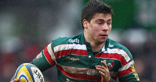Ben Youngs: suspended for a week by his club after internal disciplinary hearing
