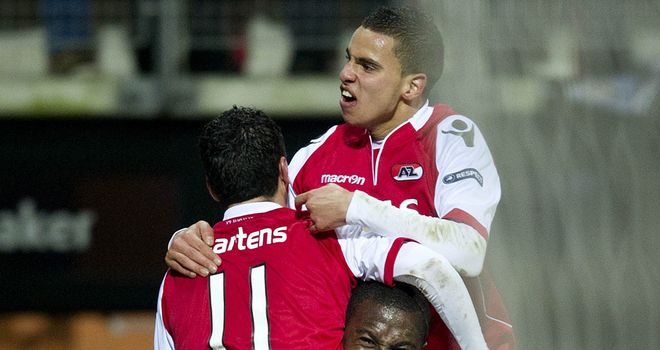 AZ Alkmaar: Away to Dordrecht in Dutch Cup fourth round