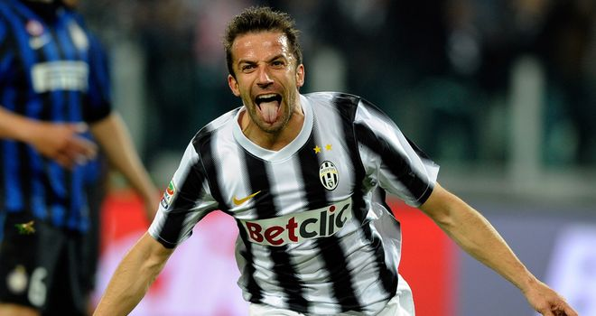 Alessandro Del Piero: Not ready to retire just yet as he prepares to leave Juventus