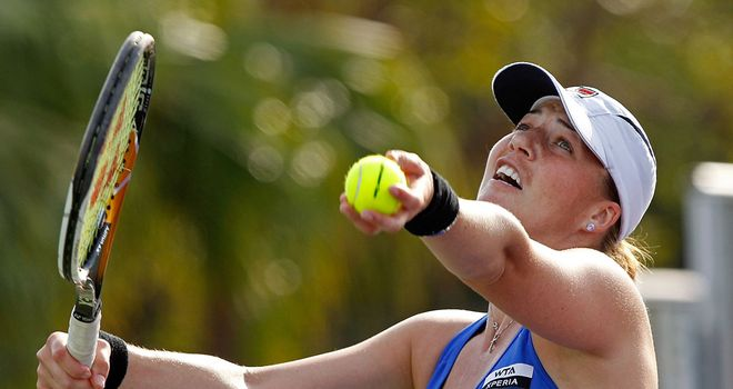 Alisa Kleybanova: Made a winning return in Miami
