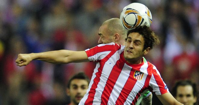 Koke: New deal with Atletico
