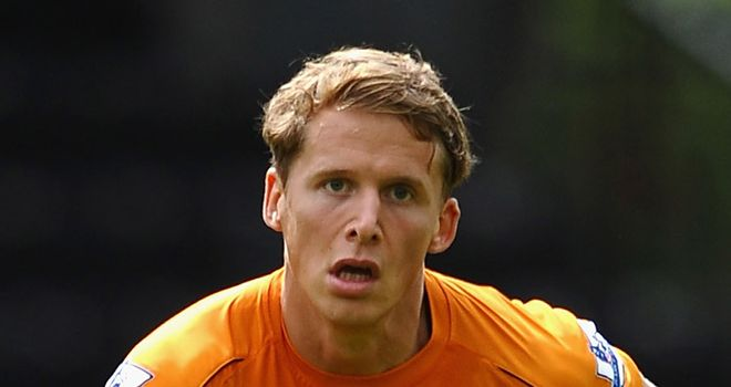Christophe Berra: Looking for Wolves to bounce back into the Premier League at the first attempt