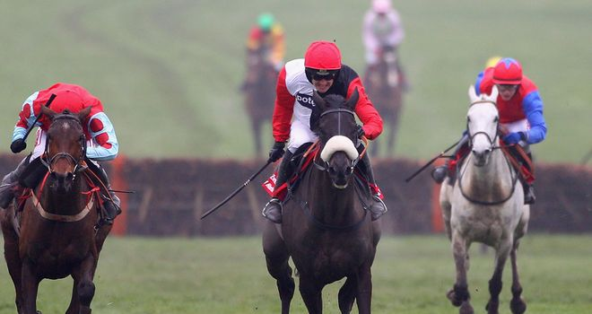 Big Buck's: As well as ever ahead of Aintree