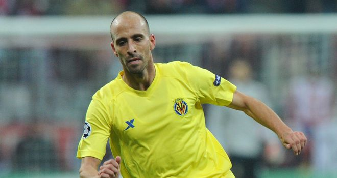 Borja Valero: Fiorentina have agreed a deal for the Spaniard for a reported fee of £5.5m