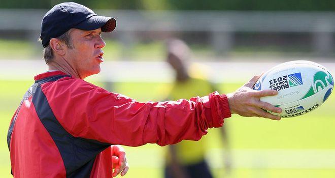 Brian Smith: Reserved praise for Corbisiero
