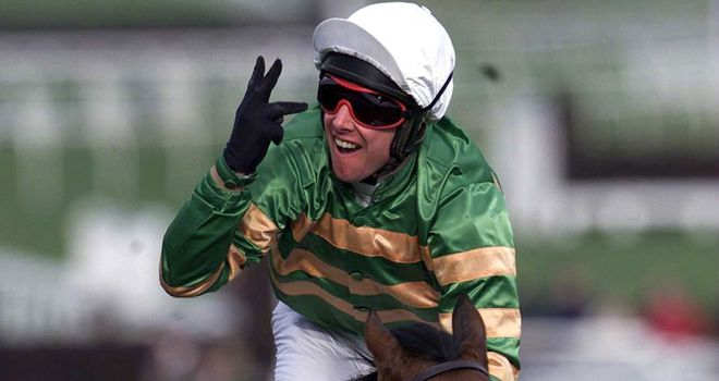 Istabraq: Aidan O'Brien's last winner over hurdles before Carriganog