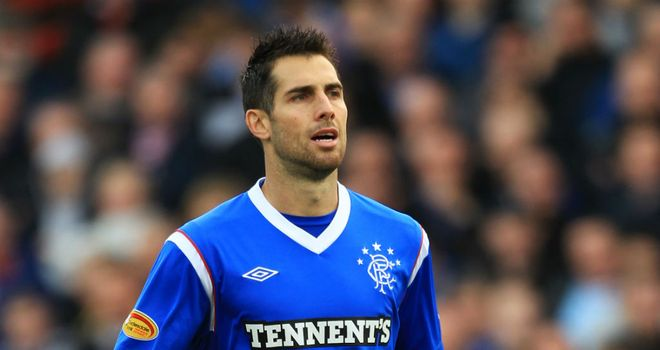 Carlos Bocanegra: Leaving on loan after playing for Rangers in Division Three