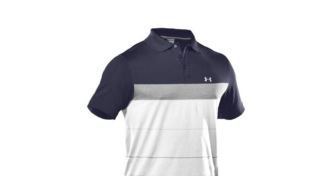 Charged Cotton polo: Dries 5 times faster than standard cotton