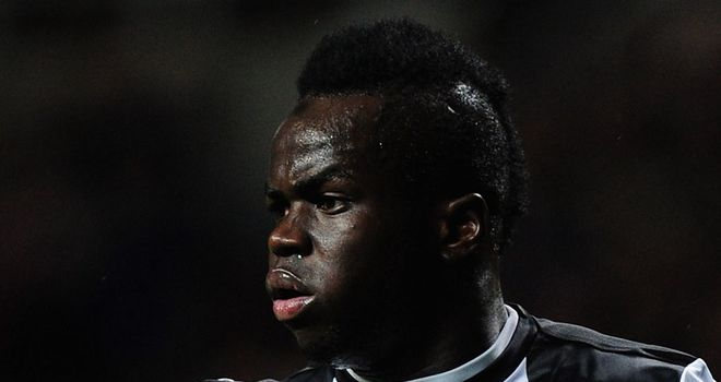 Cheick Tiote: Sees his future at St James' Park