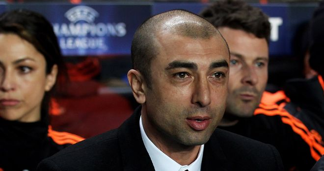 Roberto Di Matteo: Every win is returning confidence to Chelsea after Villas-Boas' exit